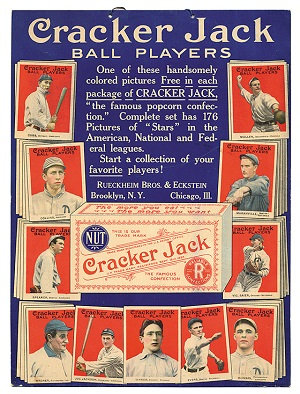 1915 Cracker Jack BB FT