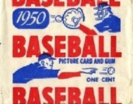 1950 Bowman BB FT