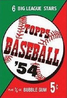 1954 Topps BB