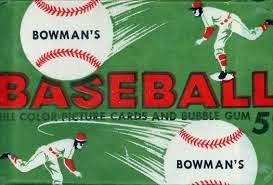 1954 Bowman BB FT
