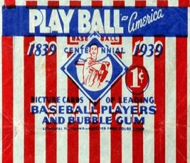 1939 Play Ball BB FT