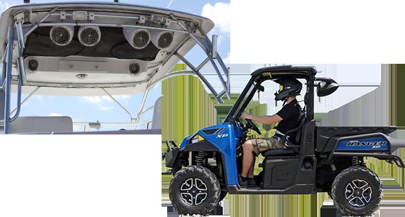 Recreational Vehicles (ATV & Water Sports)