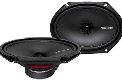 """R168X2 Prime 6""""x8"""" 2-Way Full-Range Speaker"""