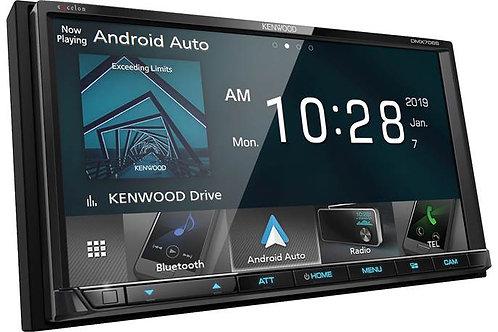 DMX706S Digital Multimedia Receiver with Bluetooth