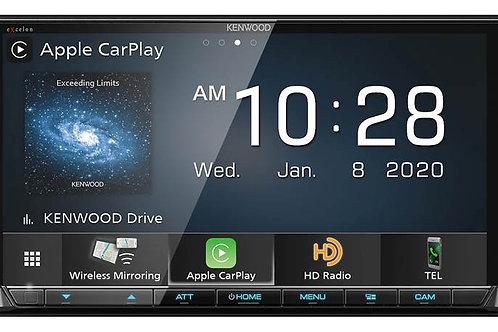 DMX907S Digital Multimedia Receiver with Bluetooth & HD Radio