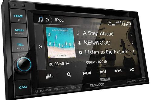 "DDX376BT 6.2"" DVD Receiver with Bluetooth"