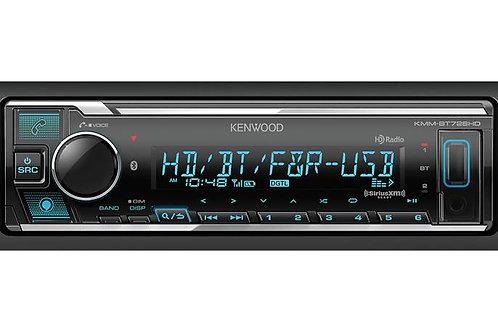 KMM-BT728HD Digital Media Receiver with Bluetooth & HD Radio