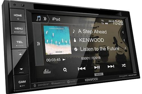 "DDX276BT 6.2"" DVD Receiver with Bluetooth"
