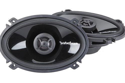 """P1462 Punch 4""""x6"""" 2-Way Full Range Speaker"""