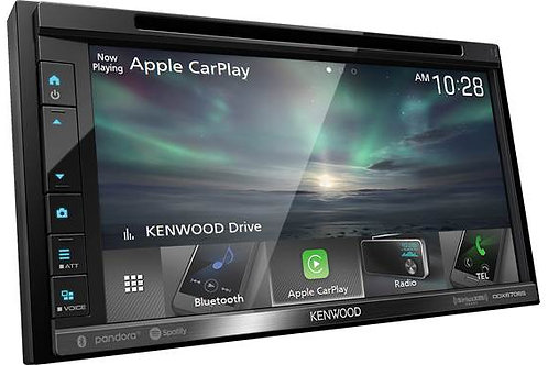"""DDX6906S 6.8"""" DVD Receiver with Bluetooth"""