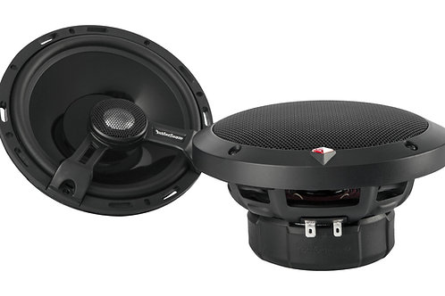 """T1650 Power 6.5"""" 2-Way Euro Fit Full Range Speaker"""