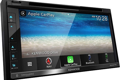 DNX577S Navigation DVD Receiver with Bluetooth