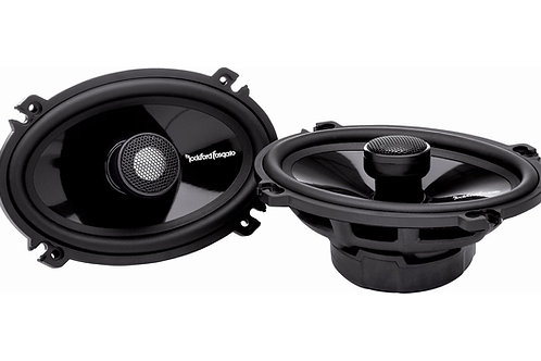 """T1462  Power 4""""x6"""" 2-Way Full-Range Speaker"""