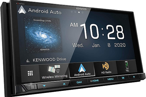 DDX9907XR DVD Receiver with Bluetooth & HD Radio