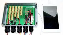Многоканальный амперметр с изолированными датчиками тока