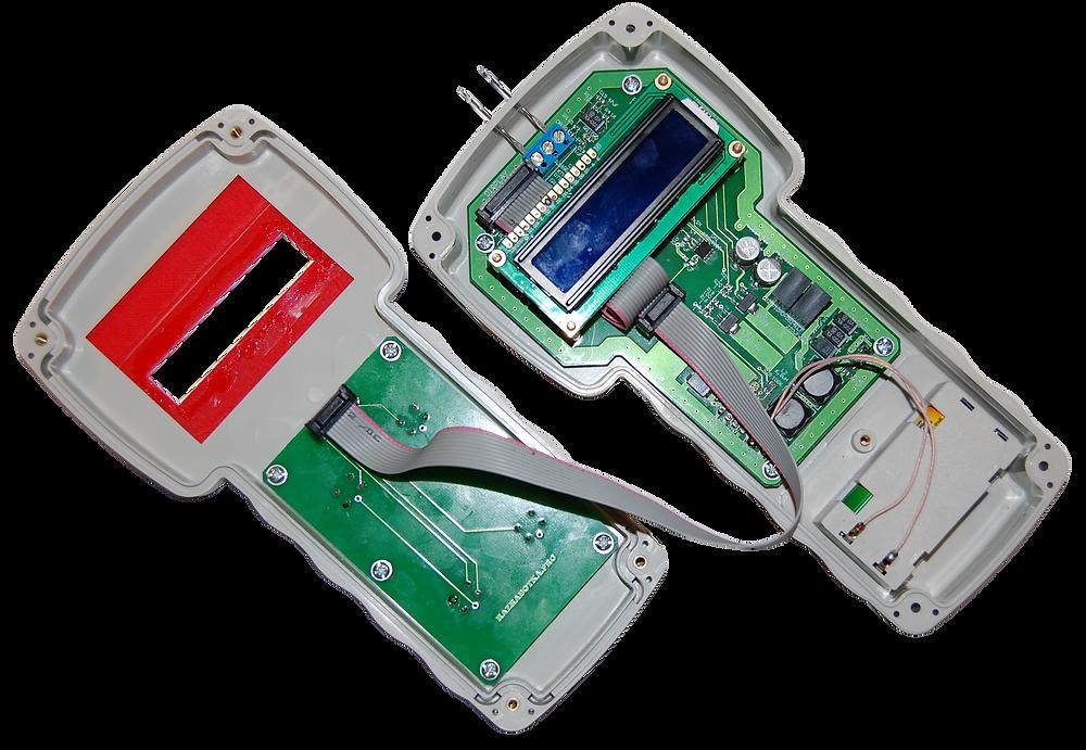 Разработка электроники и производство приборов, Определение качества мяса, Прибор Meat Tester с открытым корпусом