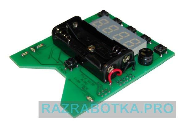 Разработка современной электроники для приборов осознанных сновидений, внешний вид прибора «DreamStalker»