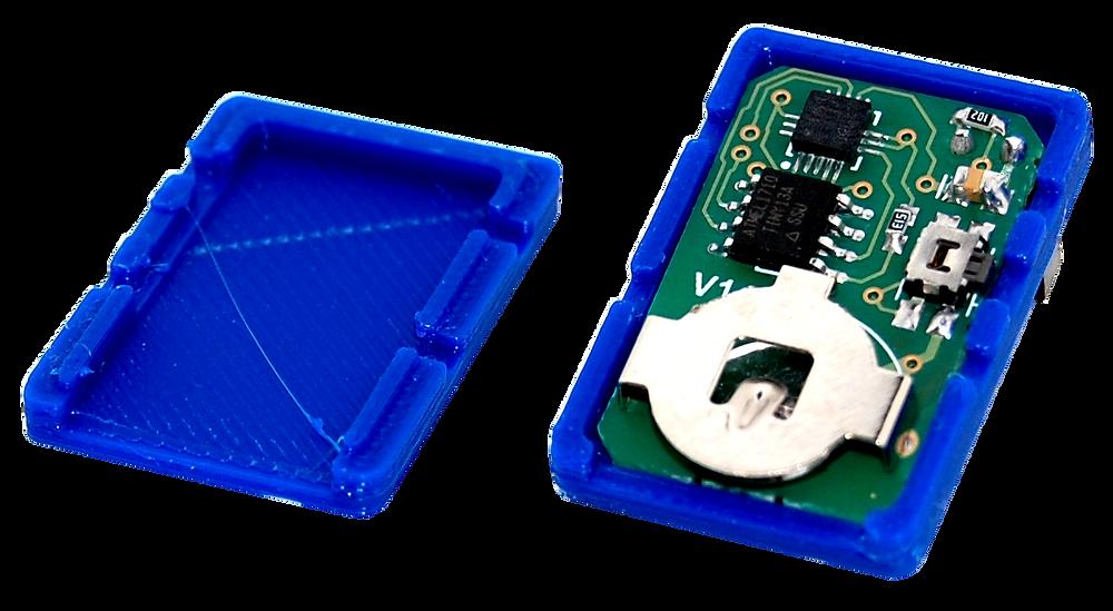 Разработка и производство электронных устройств, прибор DreamTrainer с открытым корпусом