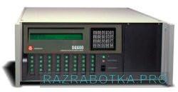 Разработка электронного оборудования, Станция приема сообщений от охранных систем по протоколу Ademco Contact ID, Внешний вид станции
