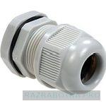 Разработка электроники для приборов дарсонвализации, стандартный кабельный ввод для крепления газоразрядной трубки прибора «Дарсонваль»