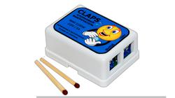 Хлопковый выключатель «CLAPS» включает свет по хлопку