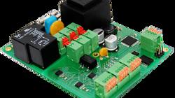 Трехканальный терморегулятор с платиновыми датчиками
