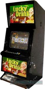 Разработка электроники, Игровой автомат с возможностью замены игр и встроенной защитой, Внешний вид игрового автомата 1