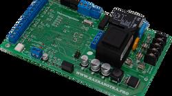 Терморегулятор с дистанционным управлением по «MODBUS»