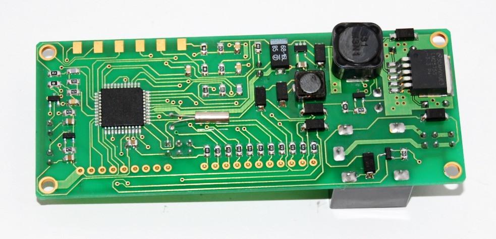 Разработка электроники и производство оборудования, устройство контроля за выращиванием растений