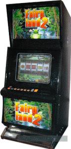 Разработка электроники и изготовление устройств, Игровой автомат с возможностью замены игр и встроенной защитой, Внешний вид игрового автомата 2