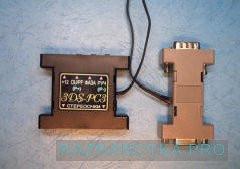 Разработка электроники и производство электронных устройств, Автоматический контроллер для просмотра стереоизображения, Внешний вид контроллера 1