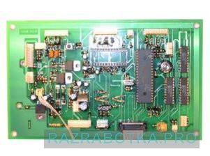 Разработка электроники и производство электронных устройств, Игровой автомат с системой «Джек Пот» и GSM-блоком дистанционного управления и контроля, Модуль игрового канала (вид снизу)