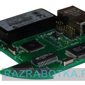 Компактный Web сервер на микроконтроллере Atmel AVR ATmega128