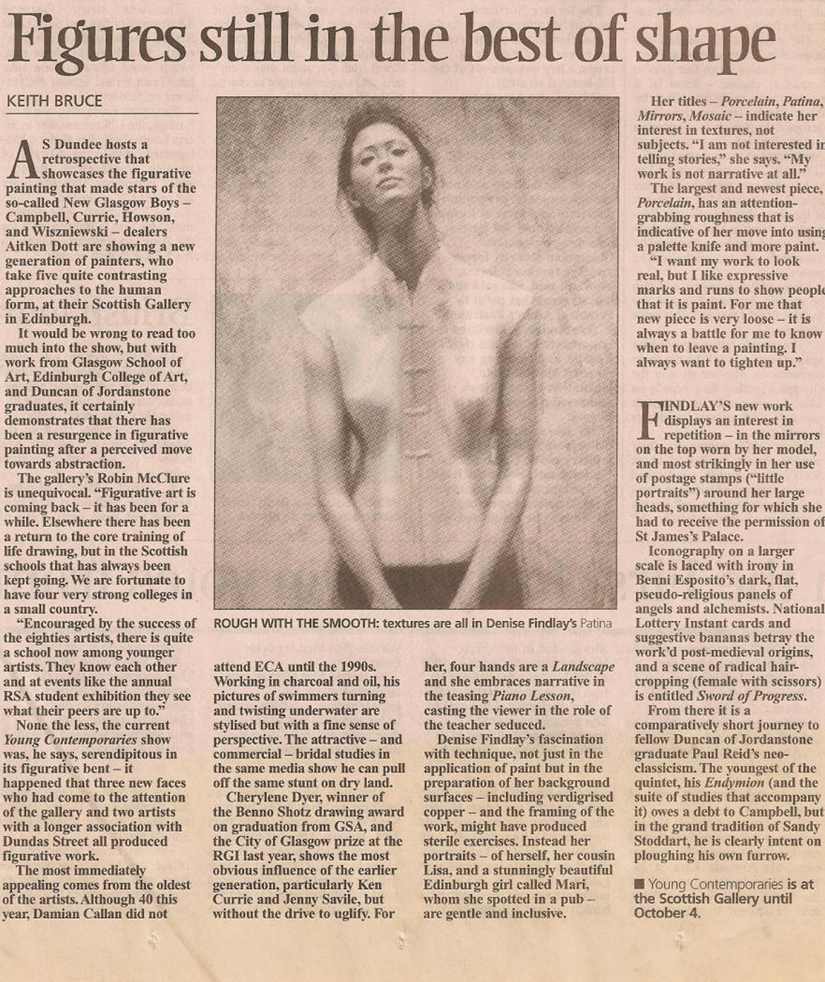 The Herald, 14th September 2000