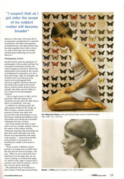 The Artist, February 2008, p.2