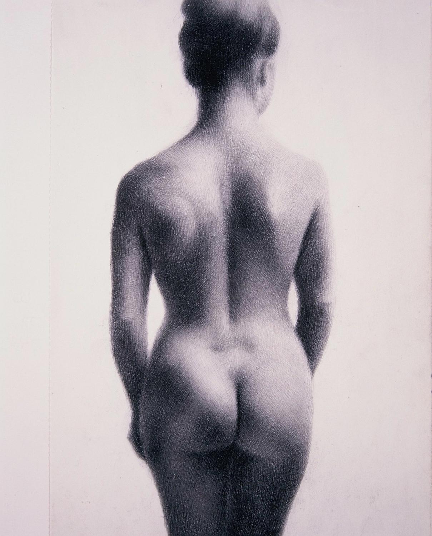 Rear nude