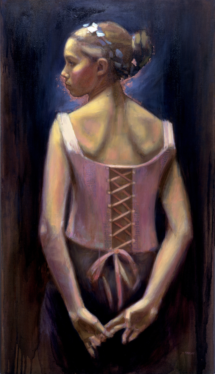 Lisa with bodice