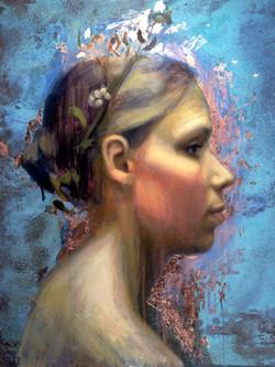 Patina portrait