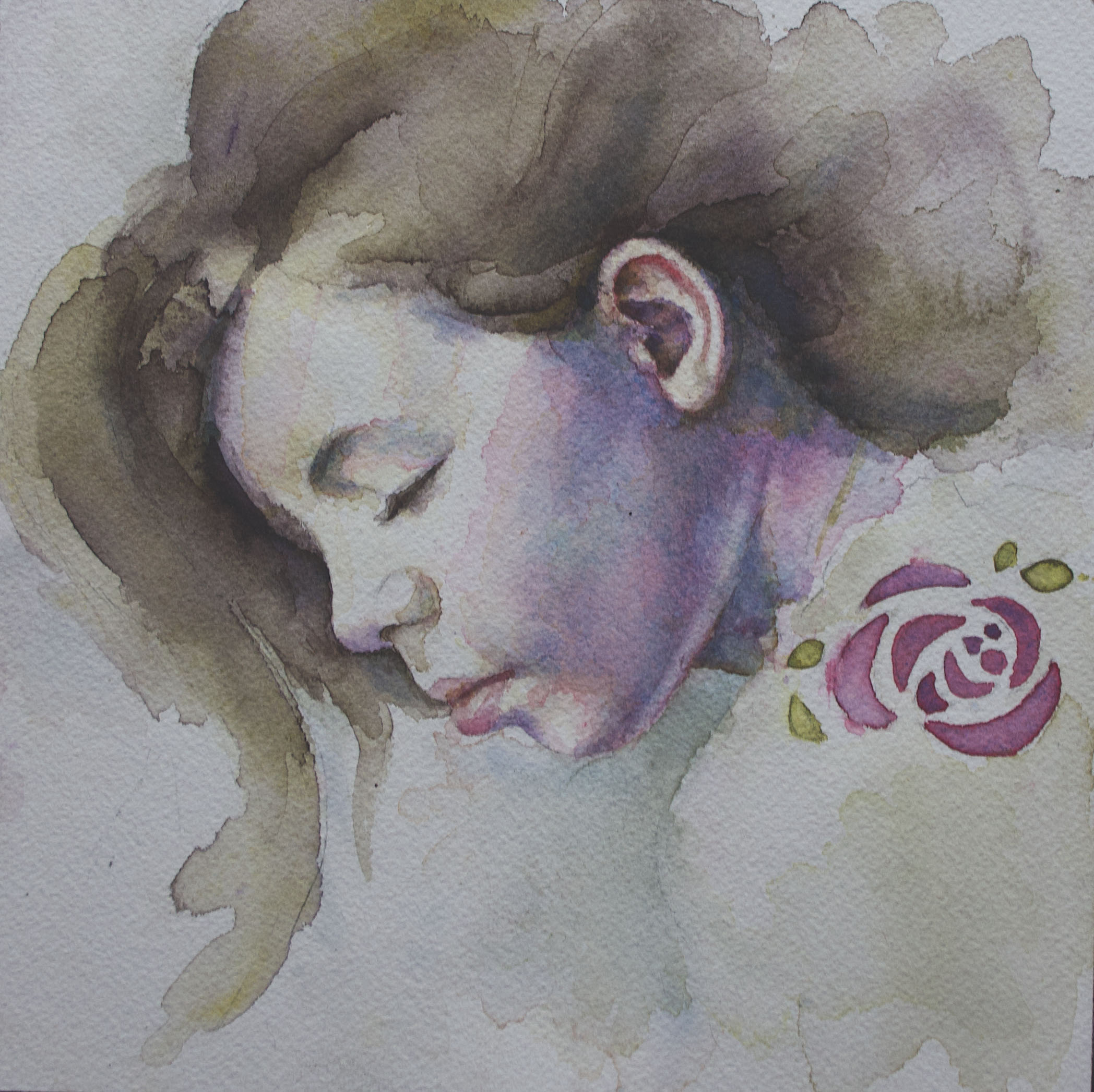 Newbery rose