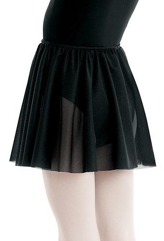 Chiffon Pull On Skirt