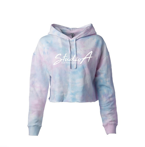 Studio A Cropped Hoodie Pre Order Only