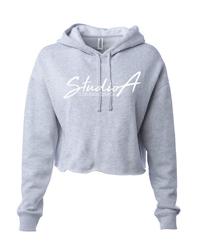 StudioA Cropped Hoodie - Pre Order Only