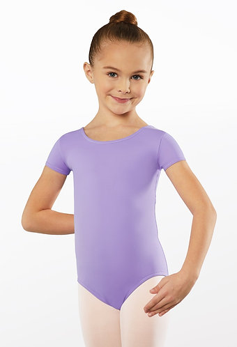 Ballet Classic Cap-sleeve Leotard Youth - Adult