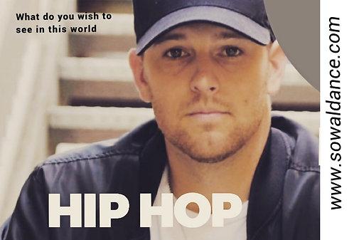 Friday Hip Hop Workshop!