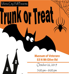 2019 Trunk or Treat Review