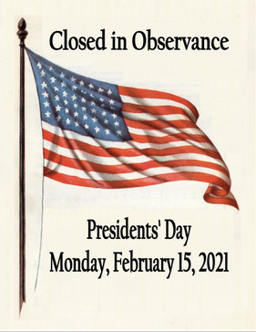 Closed in Observance