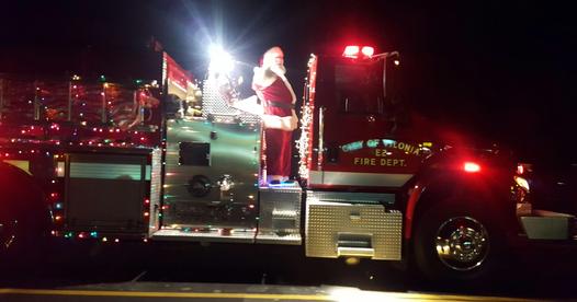 2016 Christmas Parade
