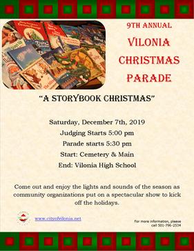 This Weekend! December 7, 2019