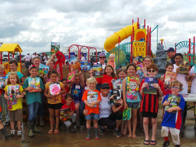 Vilonia Builds New Playground to Restore Play in Vilonia Youth