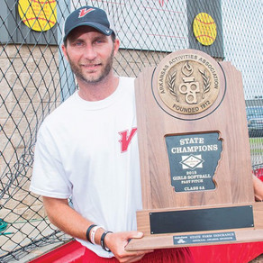 Unexpected career turn leads coach to success
